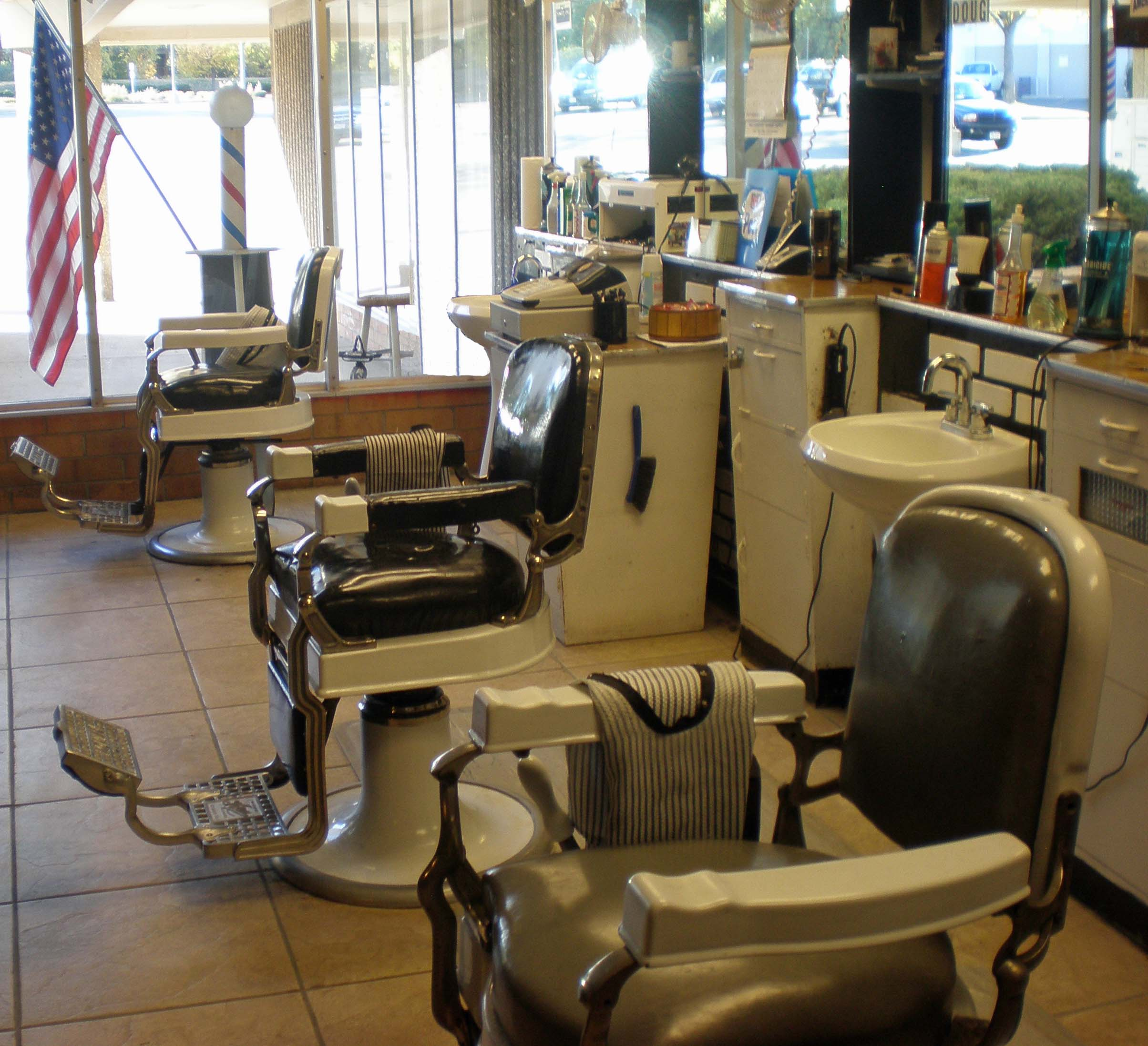 Koken Barber Chairs The Barber Den